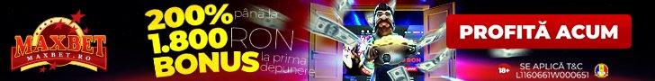 Maxbet bonus depunere casino online